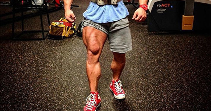 how to lose thigh muscle