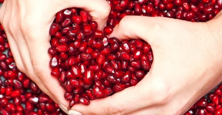 does pomegranate help you lose weight